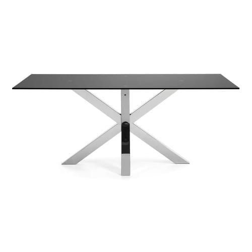 Arya Dining Table 180 Black