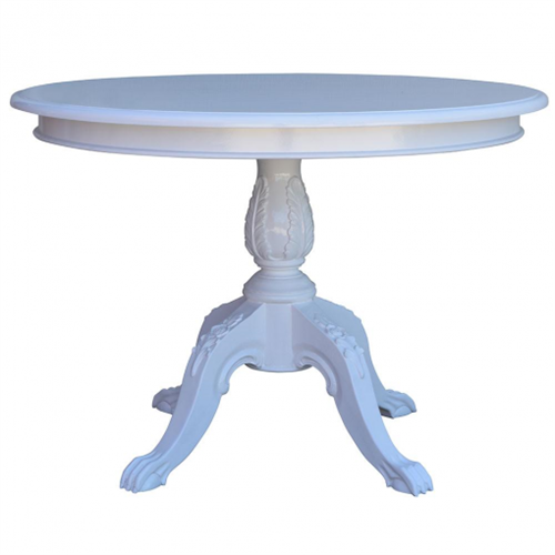 Avignon Dining Table White | Theo and Joe