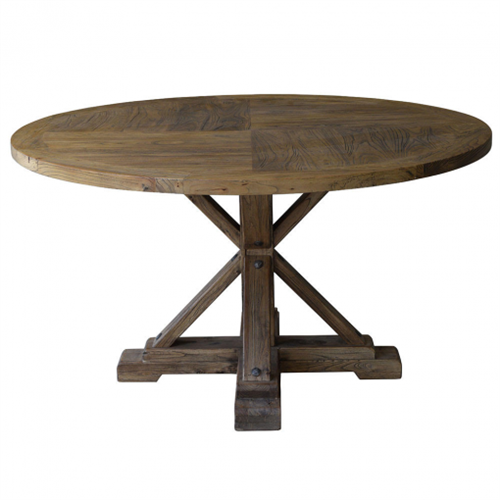 Bordeaux Dining Table Round | Theo and Joe
