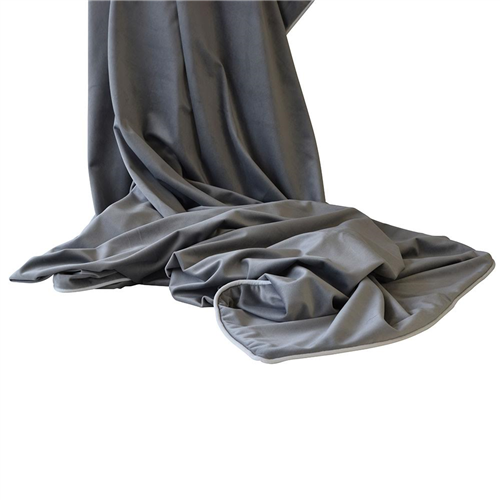 Rodeo Luxury Throw Silver | Theo and Joe