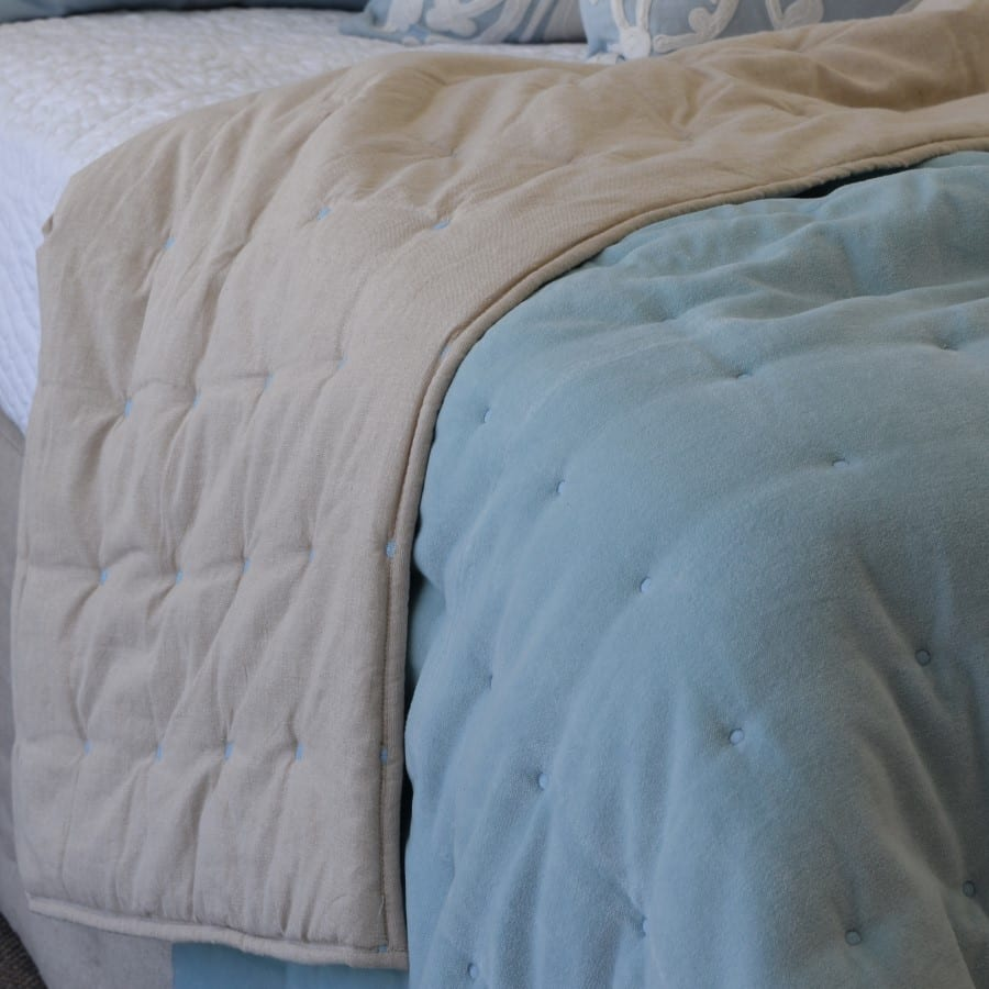 Summerhouse Comforter Throw | Theo and Joe