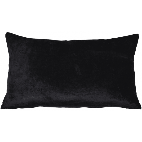 Havana Black Rectangle Cushion Cover