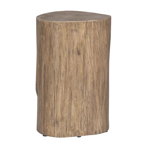 Uniqwa Reclaimed Age Log Stool | Side Table