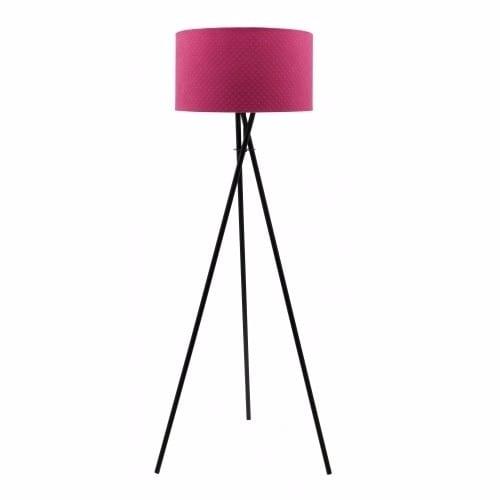 Civic Peppe Pink Floor Lamp