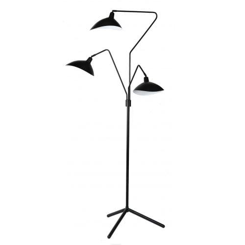 Spida Floor Lamp Black