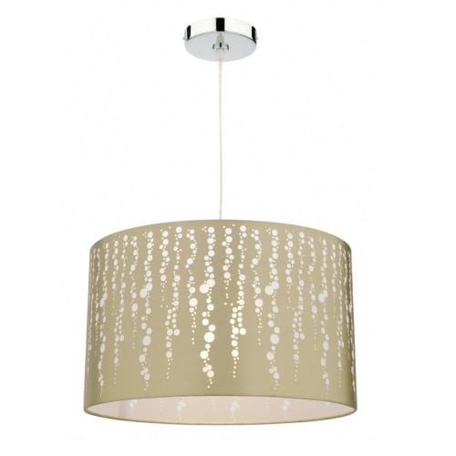 Splash Green Large Pendant Light