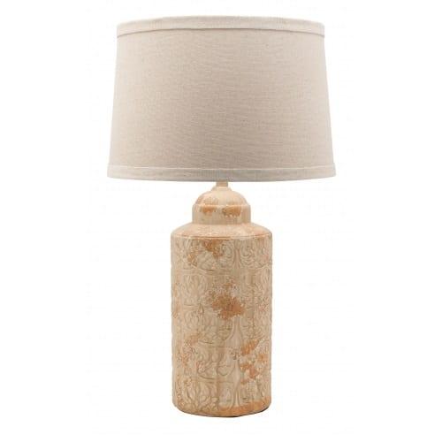 Ahamer Aged New Table Lamp