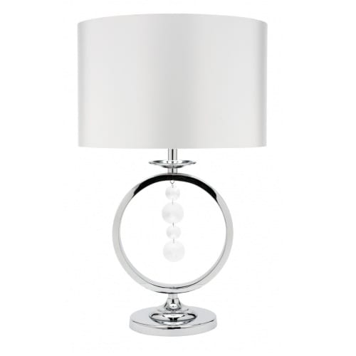 Nareen White Table Lamp