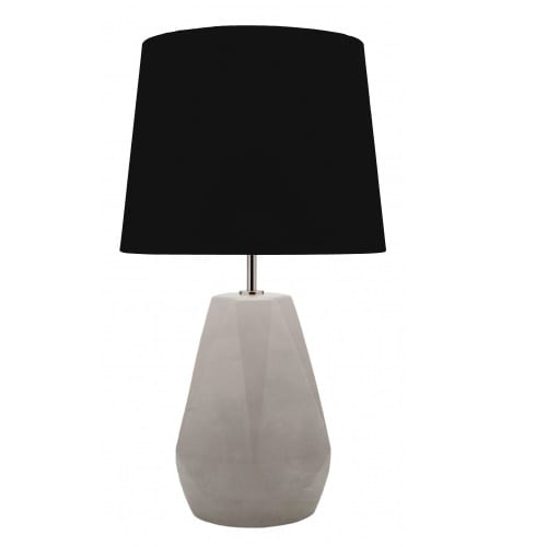 Popsicle Cement Table Lamp