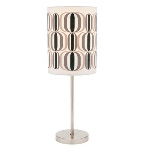 Retro Table Lamp | Slate