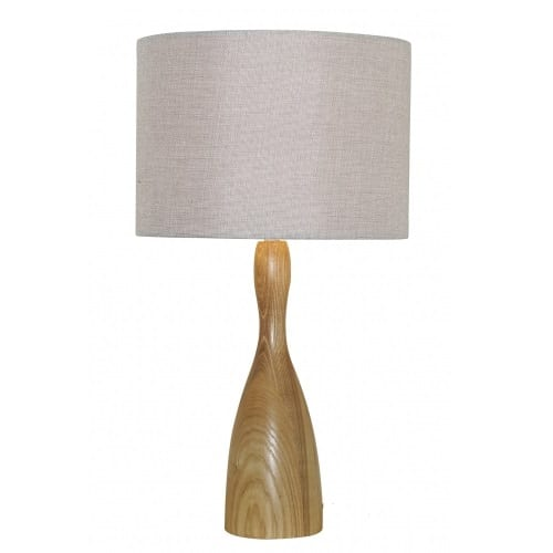 Schroder Linen Table Lamp