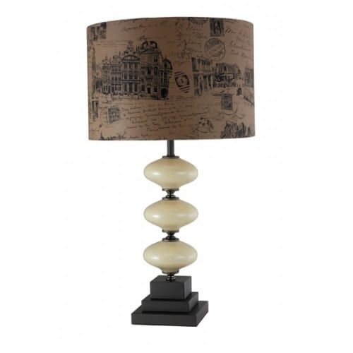 Shakespeare Table Lamp