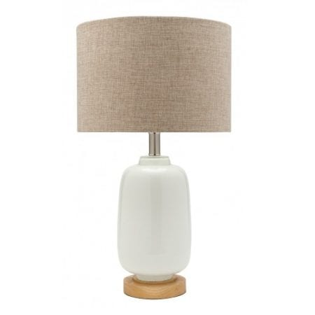 Torquay Large Natural Table Lamp