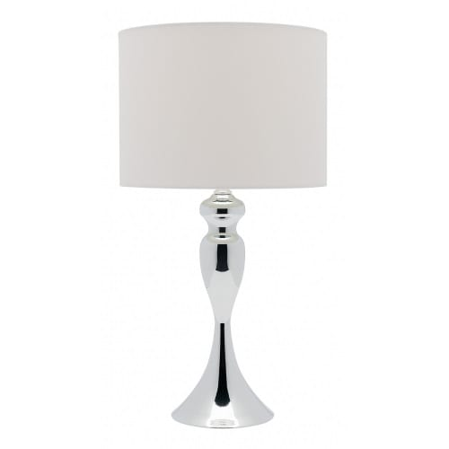 Vada White Table Lamp