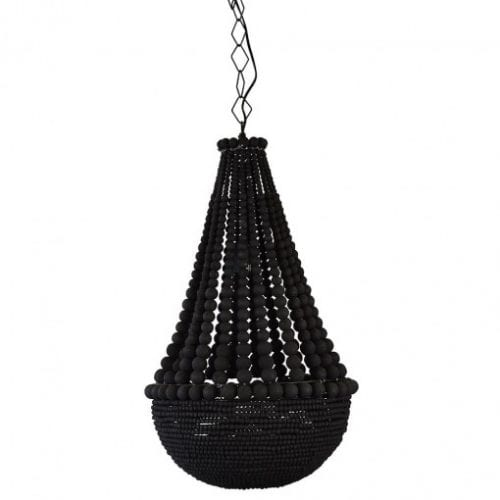 alexander pendant light black