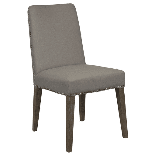 Todd Dining Chair Linen 2 Set Theo and Joe