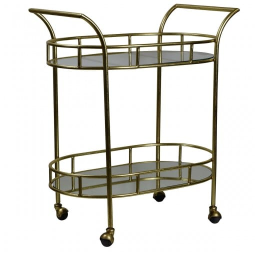 Balmoral Bar Trolley Cart | Theo and Joe