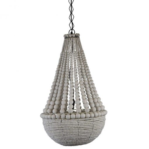 Alexander Pendant Light White Theo and Joe