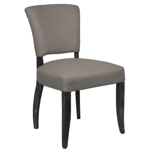 Christopher Dining Chair Linen | Theo and Joe