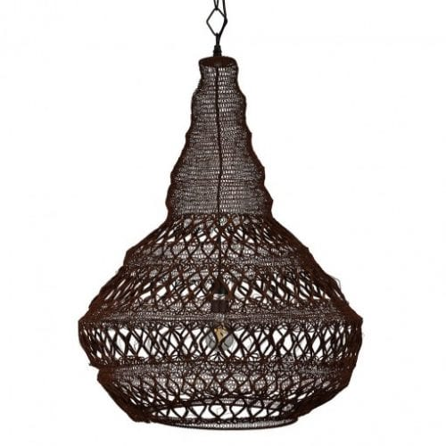 Marshall Pendant Light Bronze Theo and Joe