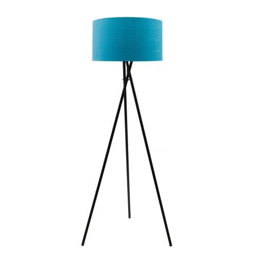 Civic Floor Lamp Peppe Blue