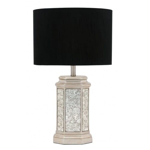 Celine Black Table Lamp