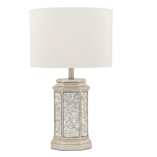 Celine White Table Lamp
