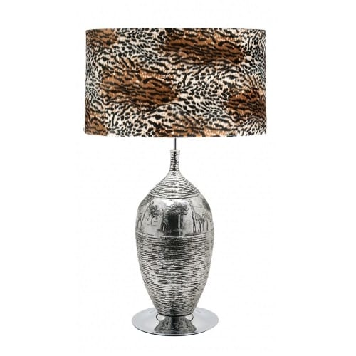 Chiff Chaff Africa Table Lamp