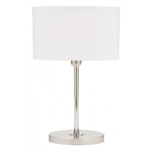 Elli B White Table Lamp