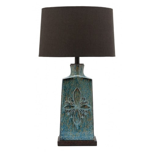 Ferrero Cocoa Dark Table Lamp