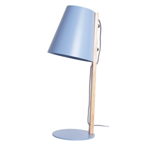 Frolic Table Lamp Blue