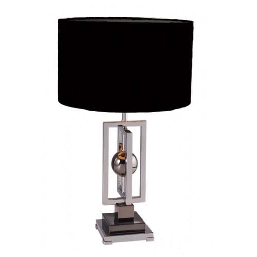 Hemmingway Black Table Lamp