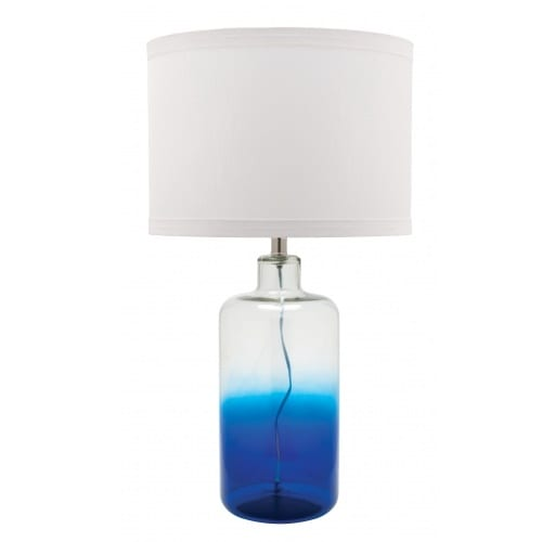 Inka White Table Lamp