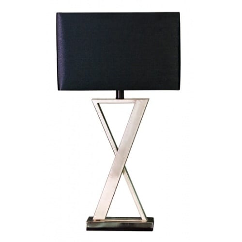 Knox Black Table Lamp