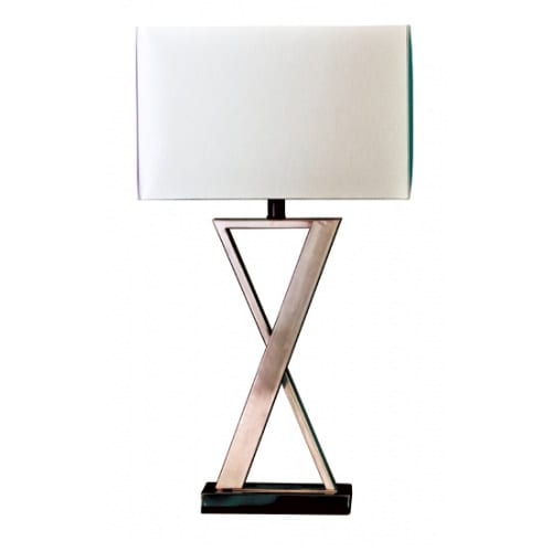 Knox White Table Lamp