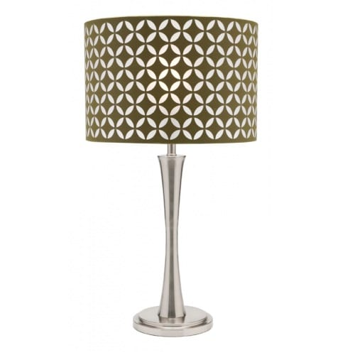 Marilyn Green Table Lamp