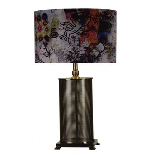Moira Table Lamp Abstract