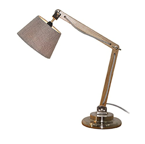 Rory Table Lamp Grey