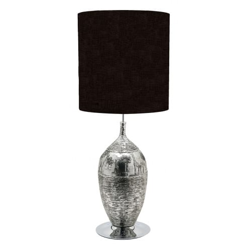 Chiff Chaff Table Lamp Black