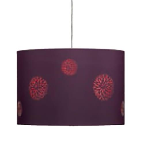 Phoebe Purple Pendant Light