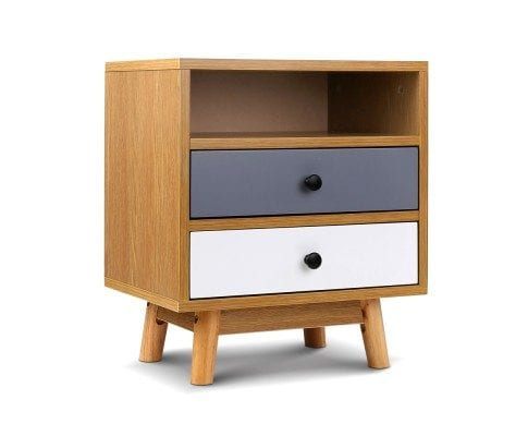 Bertha Bedside Table