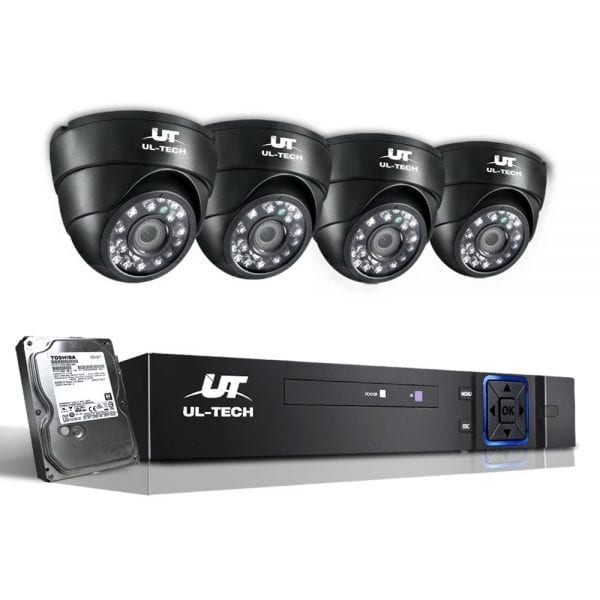 720P Outdoor CCTV Security Camera