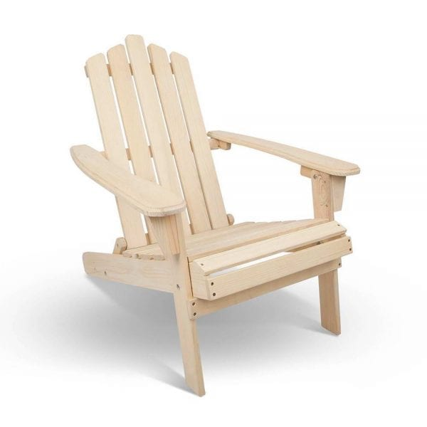 Wooden Outdoor Foldable Garden Chair