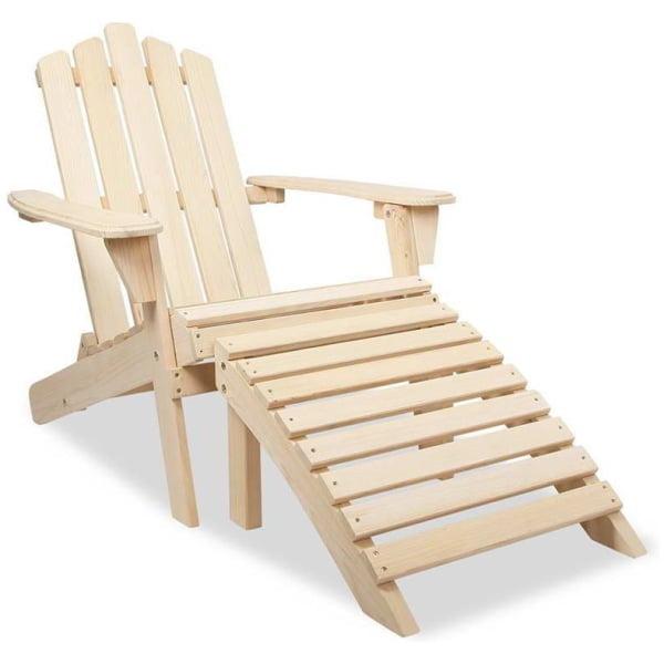 Gardeon Outdoor Wooden Beach Chair