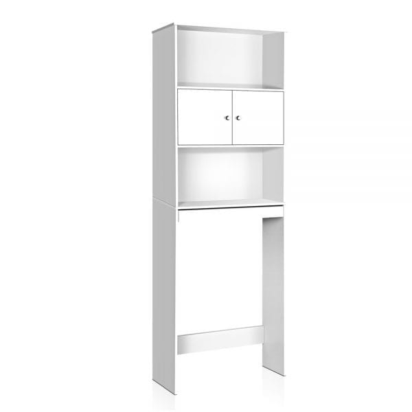 Bathroom Storage Cabinet - White