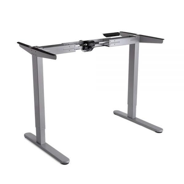 Motorised Adjustable Desk - Grey