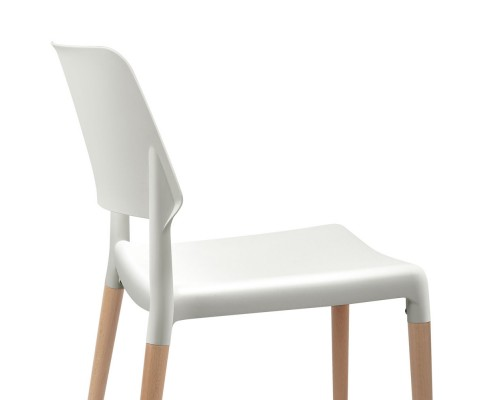 Belloch Replica Dining Chairs White 4