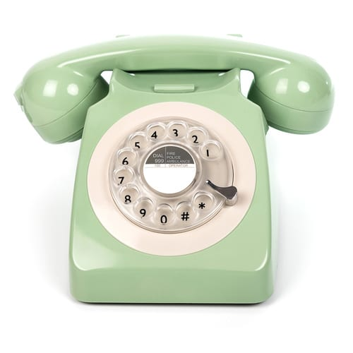 GPO 746 Telephone Green
