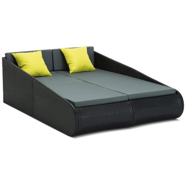 Gardeon Portable Reclining Lounge Chair - Black