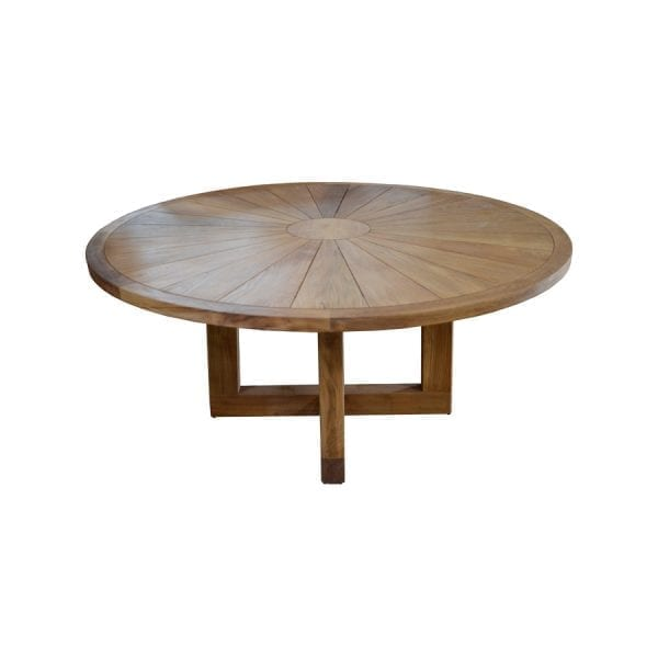 Satara Sequoia Round Dining Table